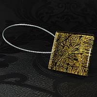 Декоративный магнит подхват аксессуар для штор и тюлей