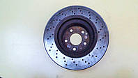 Диск тормозной передний для Mercedes W220 320CDI S-Class 1999, A2204212512, A2204210812