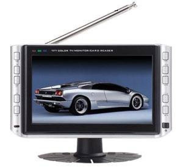 Фото автомобильный телевизор hyundai h-lcd700 black в интернет магазине мобиллак