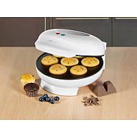 Электрическая кексница Clatronic MM-3336 Легко готовим кексы Как приготовить кекс? Выпечка Готовим дома Кухня