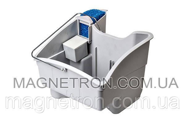 Емкость аквафильтра + поплавок + фильтр для пылесоса Thomas Twin 118017, фото 2