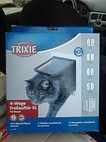 """3867  Дверца для кошки """"FreeCat de Luxe"""", 17,7 х 18,7 см"""