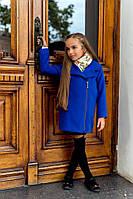 """Детское демисезонное кашемировое пальто """"Стиляжка"""""""