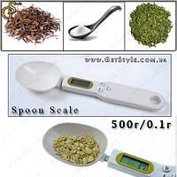 """Мерная ложка-весы - """"Digital Spoon"""" - от 0.1 до 500 г."""
