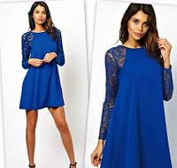 Женское платье Реглан