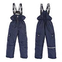 Зимний качественный полукомбинезон для мальчика с карманами, аналог Lenne