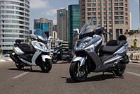 Макси скутер SYM GTS 300