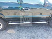 Комплект расширителей арок Chevrolet Niva (шевроле нива/ ваз 21236) 2002+