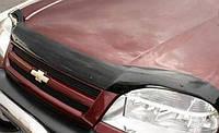Дефлектор капота (мухобойка) Chevrolet Niva (шевроле нива/ ваз 21236) 2002+