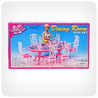 Мебель для кукол «Столовая» 9712