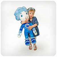 Огромная мягкая игрушка «Фиксики» - Нолик (76 см)