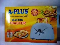 Тосты Невероятно удобный тостер А-плюс 2032 Быстрый завтрак Вкусный завтрак для всей семьи Подарок хозяйке