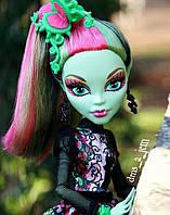 Кукла Monster High Венера МакФлайтрап (Venus Mc Flytrap) Мрак и Цветение Монстер Хай Школа монстров