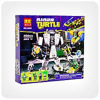 Конструктор Ninja Turtles «Нападение робота Бакстера»