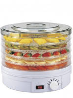 Сушилка для овощей и фруктов Supretto с 5-ю решотками