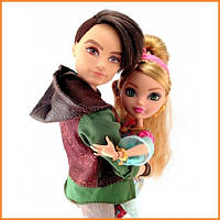 Набор кукол Ever After High Эшлин и Хантер (Ashlynn & Hunter) Эвер Афтер Хай Базовые