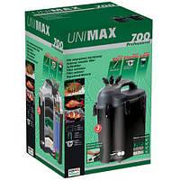 Aquael UNIMAX 700 внешний канистровый фильтр для аквариума на 500-700л