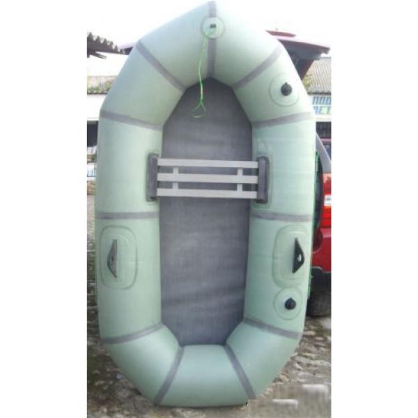 двухместная надувная лодка лисичанка