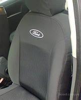 Чехлы на сидения Ford Transit 9 мест c 2006-2011 г.в. Форд Транзит