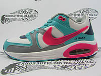 Кроссовки женские Nike Air Max, розовый с мятным