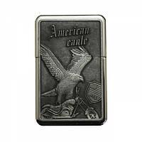 Зажигалка бензиновая MIL-TEC American Eagle v1, фото 1