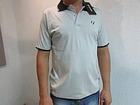 Мужская футболка Lotto 5770 светло серая код 48В