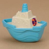 Игрушка для игры с песком и водой Мини-кораблик