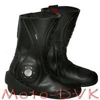 Защита Мото - Боты Sigma 6065 черн.