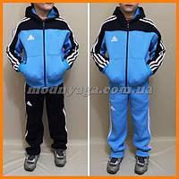 Утепленный спортивный костюм для детей