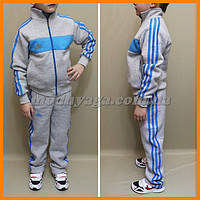 Детские утепленные костюмчики   Adidas