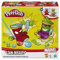 Игровой набор с пластилином Герои Марвел в ассортименте Play-doh Hasbro (B0594)
