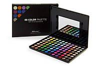 Профессиональная палитра теней 88 матовых оттенков Matte BH Cosmetics Оригинал