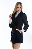 Женское кашемировое пальто № 16 (фрак)