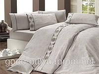 Комплект постельного белья First choice  Vip Сатин Жаккард SVip 24 Diva Dream