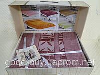 Махровая простынь - покрывало Турция - Cestepe Premium series 200x220 - Бамбук  pr-p01