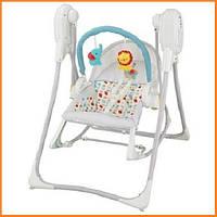 """Качель, кресло качалка Fisher Price 3-в-1 """"Друзья с веснушками, Freckle Friends"""""""