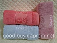 Набор из 3-х кухонных полотенец Cestepe бамбук  3шт: 40х60  Турция   pr-26