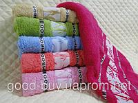"""Бамбуковые кухонные полотенца Mercan """"Luxe"""" 6шт: 30x50 Tурция"""