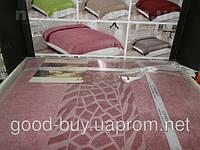 Махровая простынь - покрывало Турция - Cestepe Premium series 200x220 - Бамбук - e64-1
