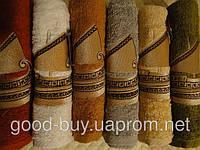Комплект полотенец для лица (для бани, для сауны) Philipuus Ship 100% gold cotton махра 6шт Турция