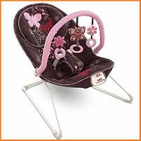 """Детское кресло-качалка, шезлонг Fisher Price """"Мокка бабочка"""""""