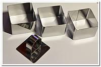Набор квадратных форм для выкладки гарниров и десертов малый