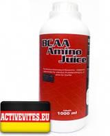 Activevites - BCAA Amino 1000 ml. Жидкие BCAA аминокислоты в чистом виде