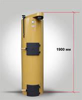 Твердопаливний котел Stropuva S10U універсал (10кВт. 50-100м.кв.) з вентилятором