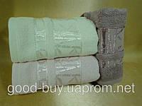 Комплект бамбуковых полотенец Cestepe кухня 3шт: 40х60  Турция