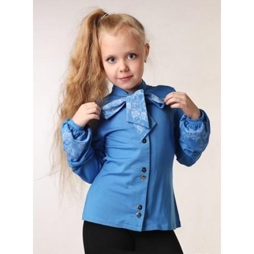 Трикотажные Блузки Для Девочек В Москве