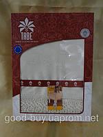 Скатерть Tabe -  прямоугольнная - кремовая 160x220   pr-s91