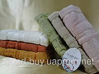 Комплект полотенец для лица Cestepe  VIP  cotton 6шт: 50х90 Турция pr-h38