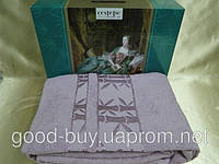 Махровая бамбуковая простынь - покрывало Турция - Cestepe Premium series 200x220 - Бамбук  pr-p27