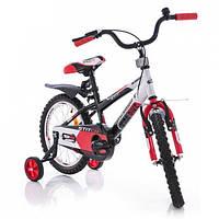 Азимут Стич детский двухколесный велосипед Azimut Stitch 16 дюймов